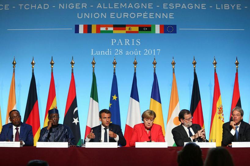 Il Vertice di Parigi parla italiano