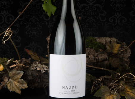 NAUDÉ Old Vine Semillon 2016 launched at Cape Wine