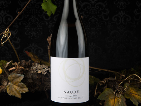NEW RELEASE - Naudé 2016 Old Vine Chenin Blanc