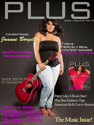PLUS Model Magazine wig styling black woman voluminous curls natural hair mobile hairstylist