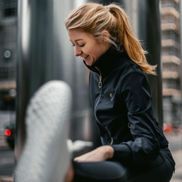 Introducing Sustainable Sportswear for Women that Make an Impact.  Featuring the Charlotte Jacket and Kamala Leggings  Fusing luxury, performance and conscience we present sustainability without compromise.  Launching soon - stay tuned sign up for our newsletter on our website www.NaturalGraceLdn.com  What are your goals this year?