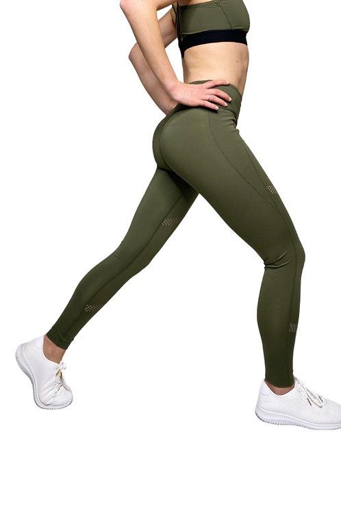 The Kamala Legging (Green)