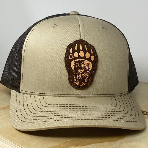 Bear claw hat