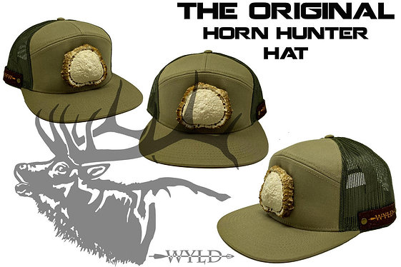 The Original Horn Hunter Hat