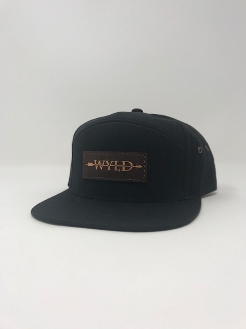 Blacked Out Wyld Patch
