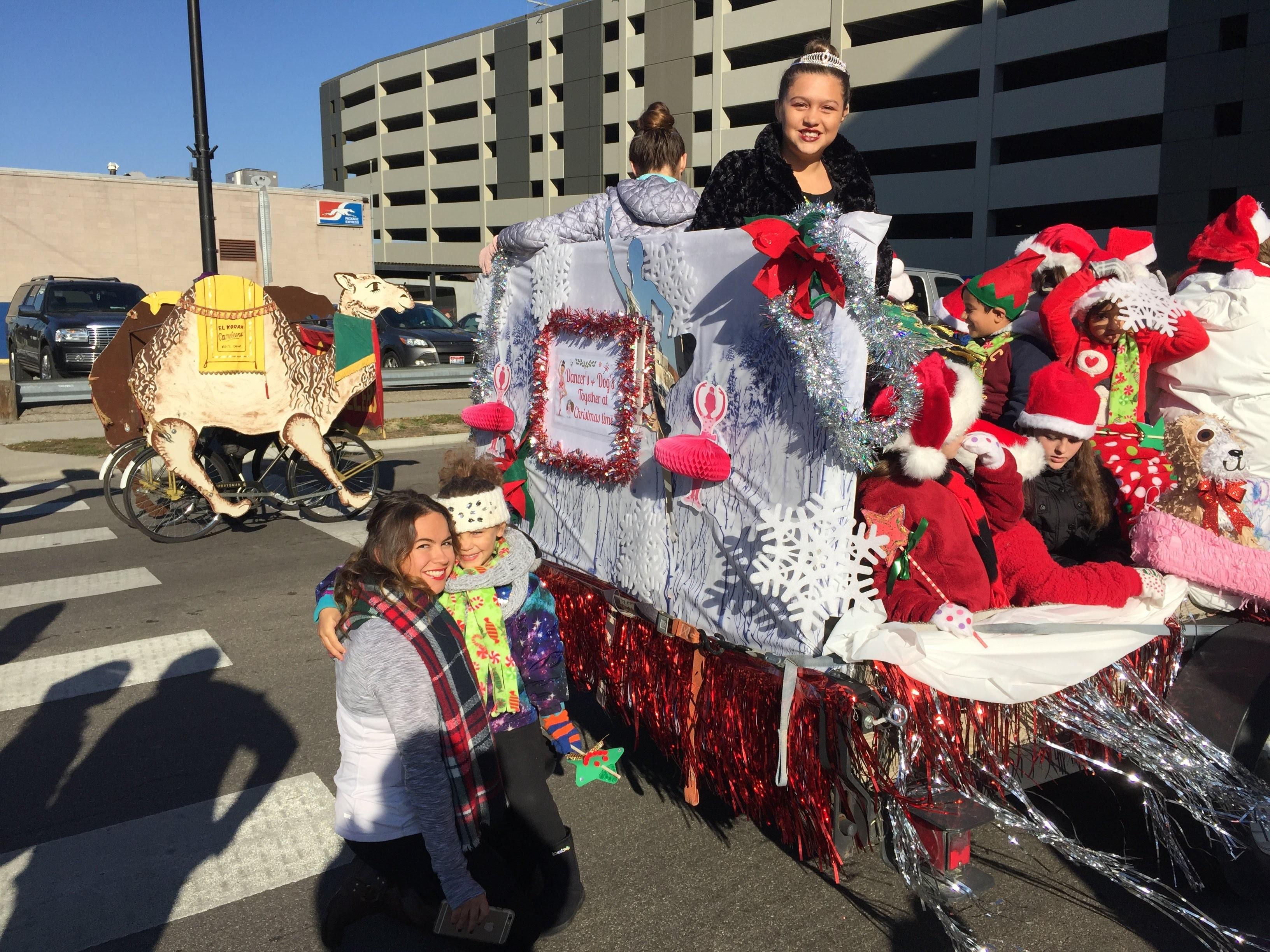 """""""Holiday Parade"""" phds"""