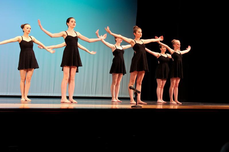"""""""Dance Recital"""" phds"""