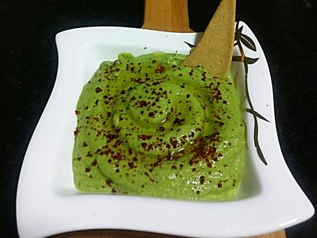 Zucchini Hummus aka Zummus