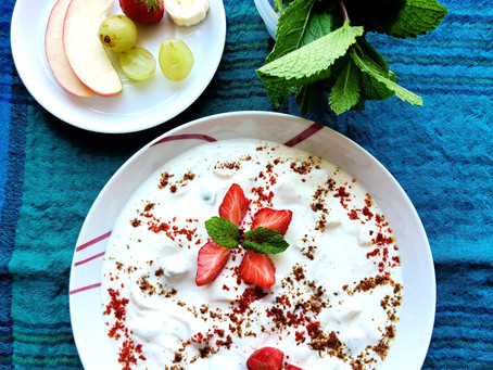 Fruit Raita
