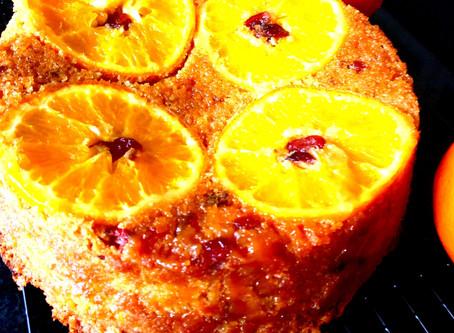Burnt Orange Cake
