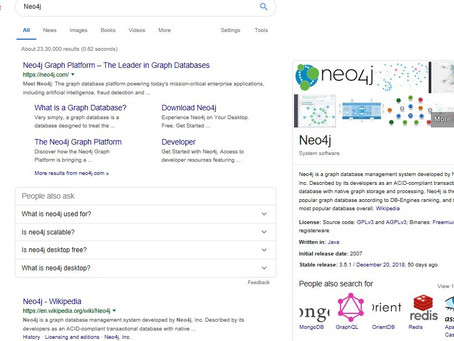 Knowledge Graph for Enterprises