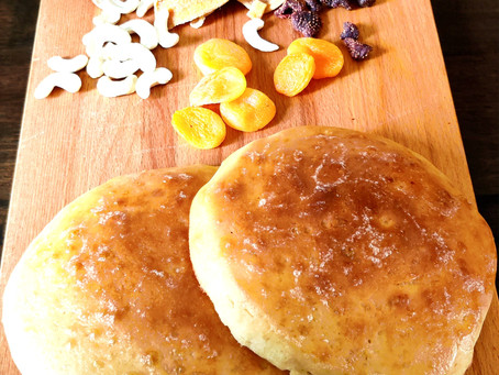 Dilkhush/Dil Pasand Bread