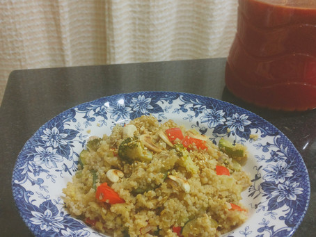 Little Millet Fried Rice