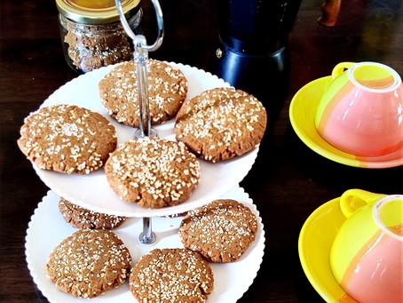 Multi Millet Cookies