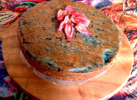 Kali Gajar (black carrot cake)