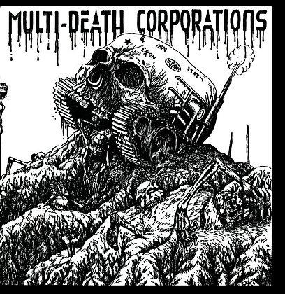 Multi-Death Corporations 7 Inch