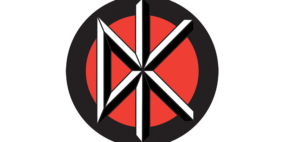 Dead Kennedys w/ MDC and Los Nauticals