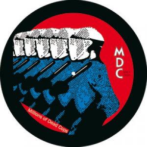 MDC - Millions of Dead Cops Picture-LP
