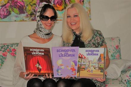 Schnatter & Lieschen, die Kinderbuchreihe zum Verlieben – von Claudia Raab