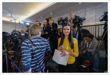 """Mehr als eine Dame von """"Welt"""": Die Journalistin Marie Przibylla im Interview"""