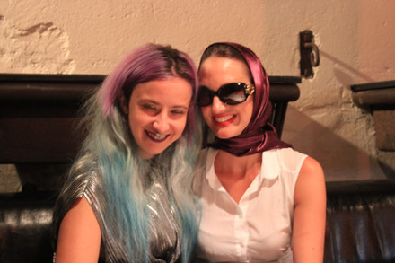 Alien Angel Super Death – Sängerin Verena von Horsten