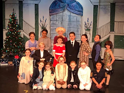 Annie Kids Cast Photo