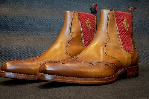 Jeffrey West Scimitar Chelsea Boots