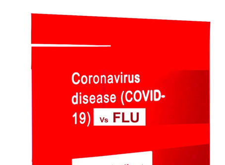 Covid-19 Or Coronavirus Vs Flu Symptoms-Knowing These Secrets Will make you more informed