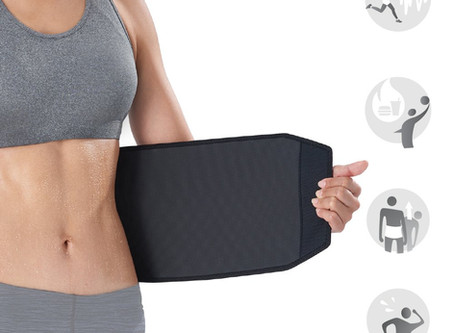 Fat to Fit in just 14 days! 5 best reviewed slimming belt for weight loss
