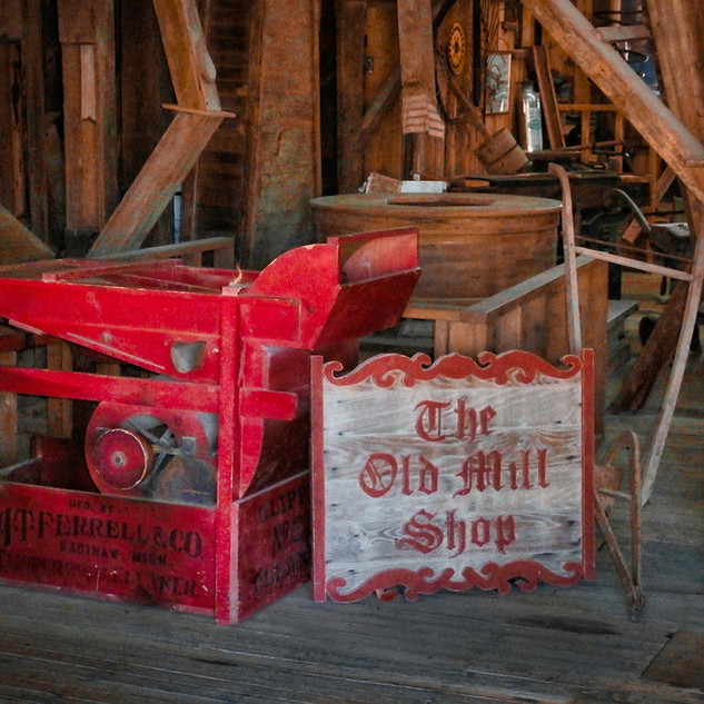 The Old Mill Shop