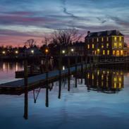 Delaware City Sunset