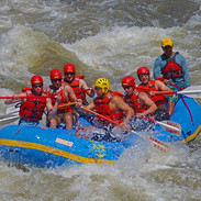 Riding The Arkansas River