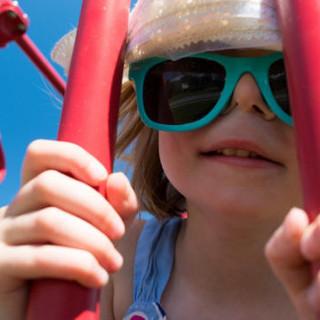 Fun at the playground