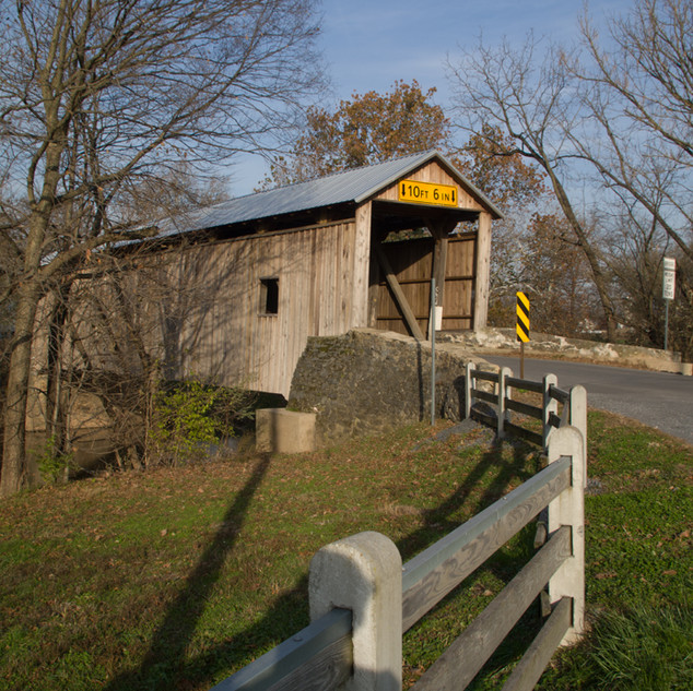 Bizer's Mill Bridge