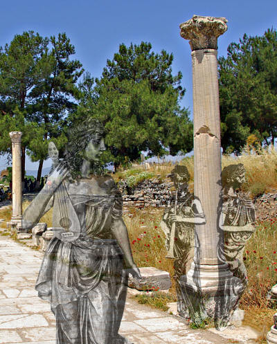 Ephesus Ghosts