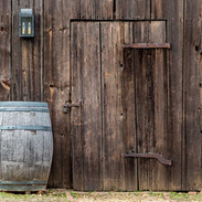 Rustic Shed