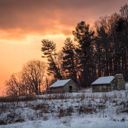 Valley Forge Winter