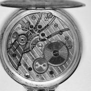 Pocket Watch Gears