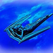 Floating Goddess