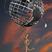 Mercury Balances the Earth