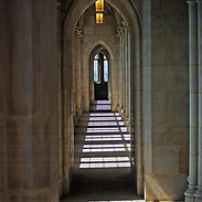 National Cathedral Shadows