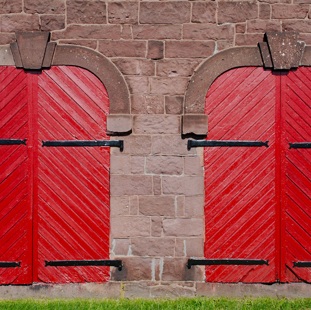 Cornwall Furnace Doors