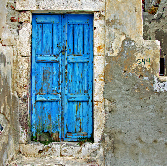 Blue Door at 544
