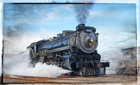 Engine 2317