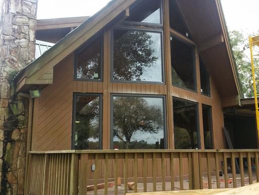 Glass Doors, Windows & Railings