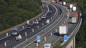 Neoprávněně vysoké německé mýto: Autodopravci mohou do konce roku požádat o vrácení