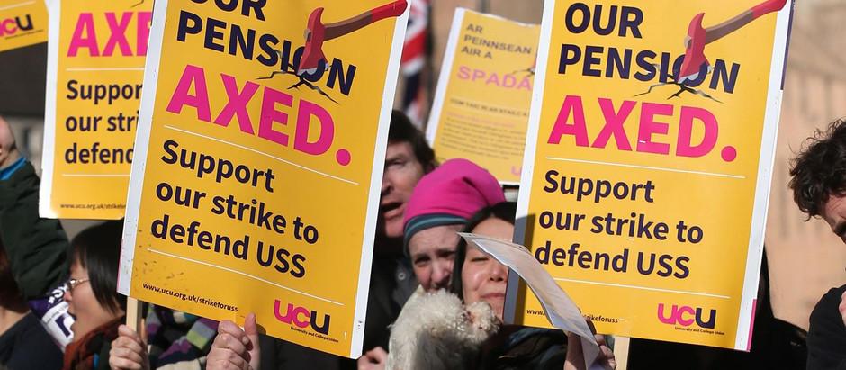 Group action takes shape against university strike