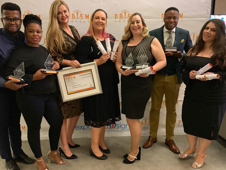 PR WORX WINS AT 2019 PRISA PRISM AWARDS