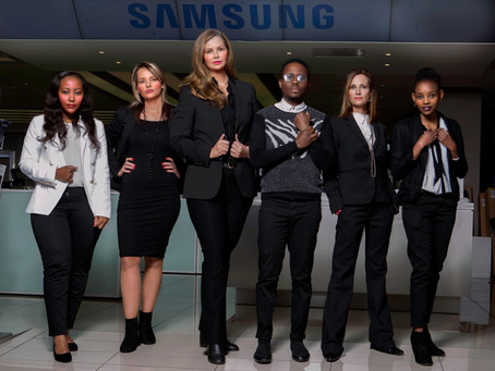 SAMSUNG appoints a new PR Agency