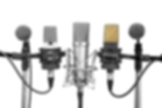 Public Relations Microphone
